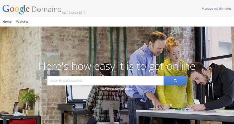 google domain service