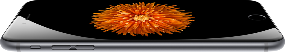 Apple Iphone 6 side view