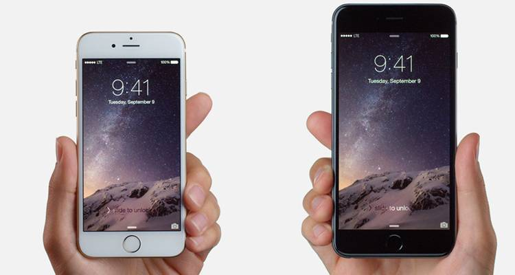 iphone6 and 6s launch