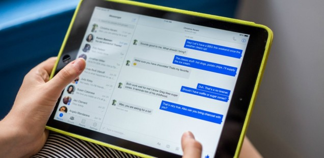Facebook Messenger Freezing On IPad