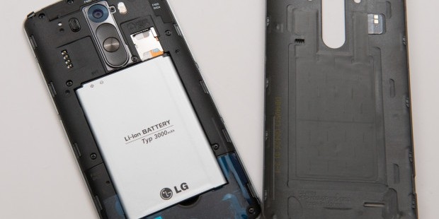 How to transfer files to SD card in LG G3?