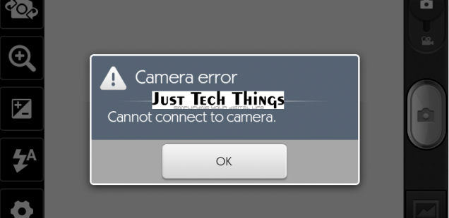 "Remove the ""Cant Connect to Camera"" error with this guide 