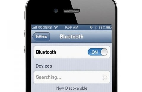 iPhone 5 Bluetooth Problem