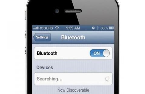 iPhone 5 Bluetooth Problem