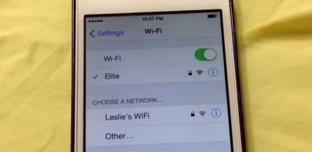 iPhone 6 Wi-Fi Issues